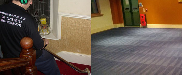 Private and Commercial Carpet Cleaning