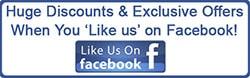 Like Carpet Doctors on Facebook for discounts